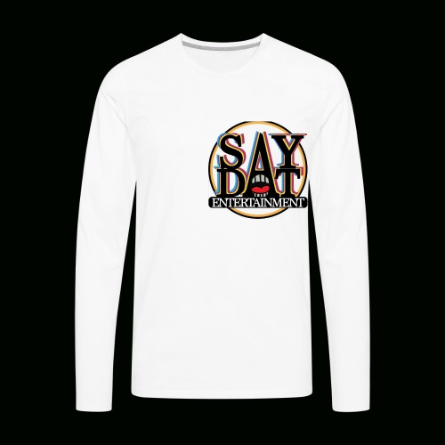 SayDatClique Apparel USA - Men's Premium Long Sleeve T-Shirt