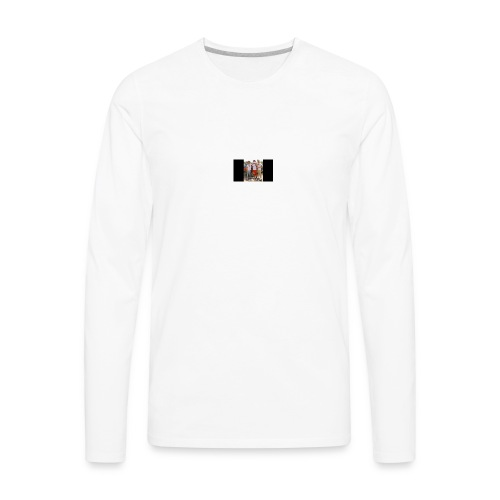 ayo & teo merch - Men's Premium Long Sleeve T-Shirt