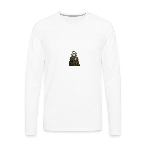 Dweller patch T-Shirt - Men's Premium Long Sleeve T-Shirt