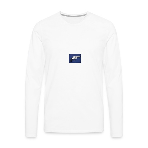 s w - Men's Premium Long Sleeve T-Shirt