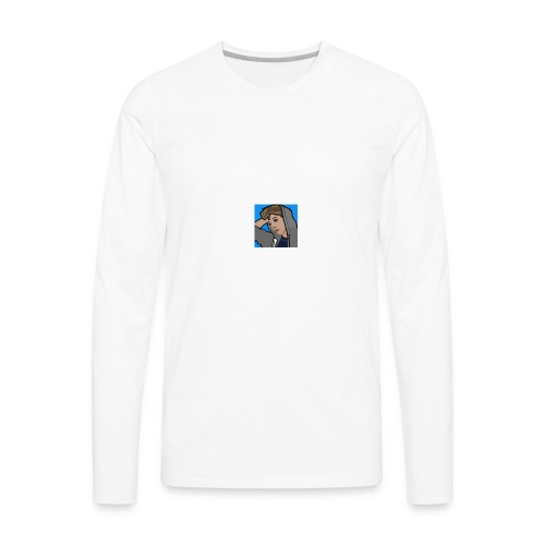 cool_dude - Men's Premium Long Sleeve T-Shirt