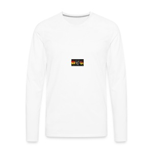 Real Gamer - Men's Premium Long Sleeve T-Shirt