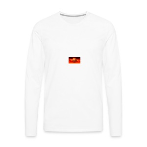 On Fire!!!! - Men's Premium Long Sleeve T-Shirt