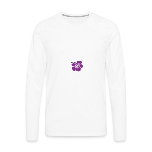 Flowersglow - Men's Premium Long Sleeve T-Shirt