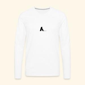 Small Ack - Men's Premium Long Sleeve T-Shirt