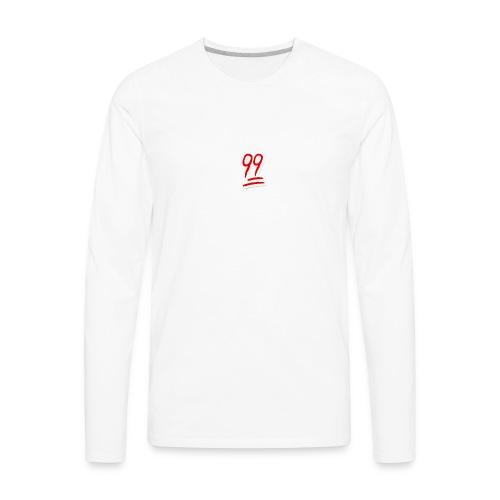 99 - Men's Premium Long Sleeve T-Shirt