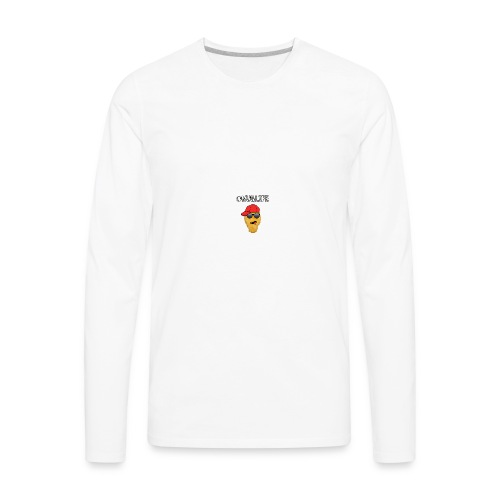 #NugLife Phone Case - Men's Premium Long Sleeve T-Shirt