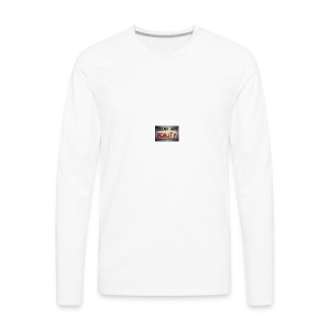 dream into reality - Men's Premium Long Sleeve T-Shirt