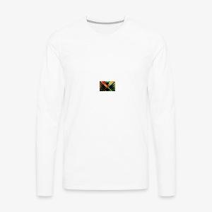 Mr Cool - Men's Premium Long Sleeve T-Shirt