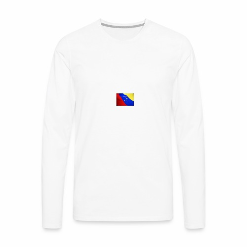 Venezuelan online t-shirt - Men's Premium Long Sleeve T-Shirt