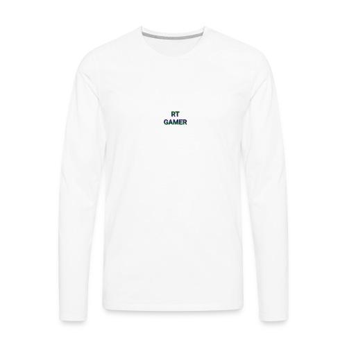 I phone case. - Men's Premium Long Sleeve T-Shirt