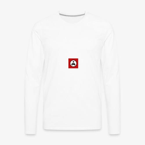 symbol - Men's Premium Long Sleeve T-Shirt