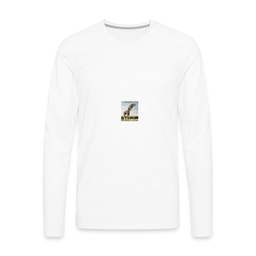 Can you see Friday yet? - Men's Premium Long Sleeve T-Shirt