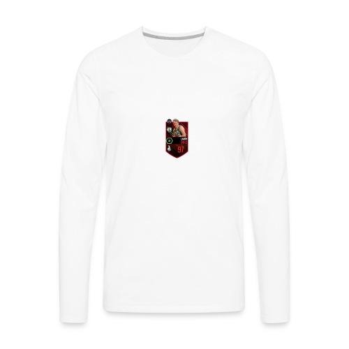 Larry Bird Unreleased - Men's Premium Long Sleeve T-Shirt