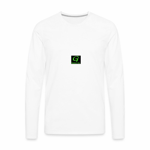 T-Shirt 1 - Men's Premium Long Sleeve T-Shirt