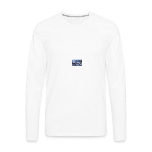 wolves - Men's Premium Long Sleeve T-Shirt