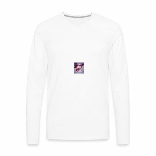 Shirt to cover up jersey - Men's Premium Long Sleeve T-Shirt