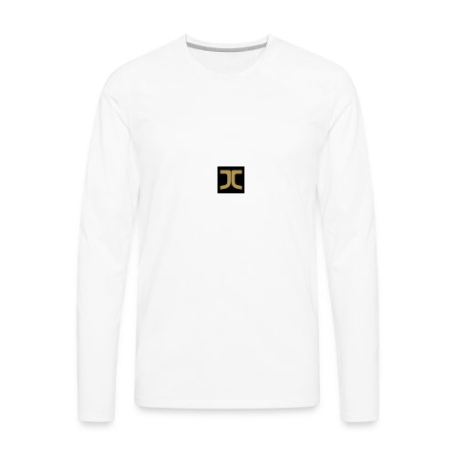 Gold jc - Men's Premium Long Sleeve T-Shirt