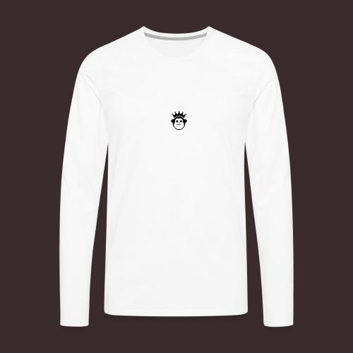 Monkey - Men's Premium Long Sleeve T-Shirt