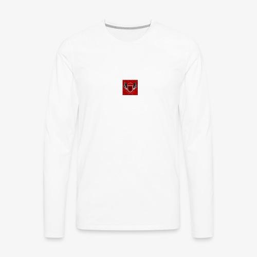 dag logo - Men's Premium Long Sleeve T-Shirt