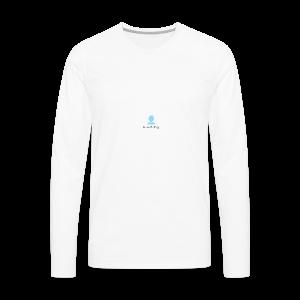 KUZZY SHIRT - Men's Premium Long Sleeve T-Shirt
