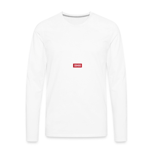Sneeaker - Men's Premium Long Sleeve T-Shirt