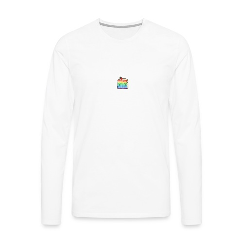 cakerain - Men's Premium Long Sleeve T-Shirt