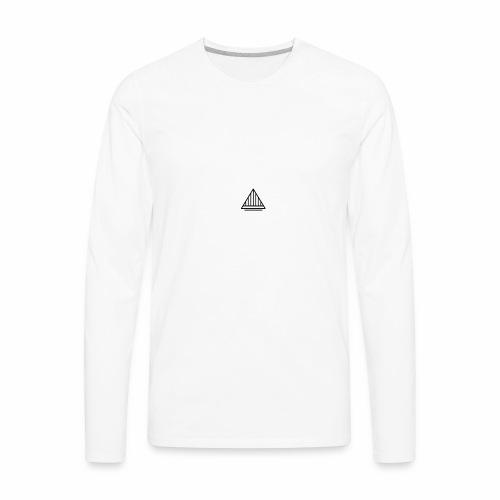 Logo for Design - Men's Premium Long Sleeve T-Shirt