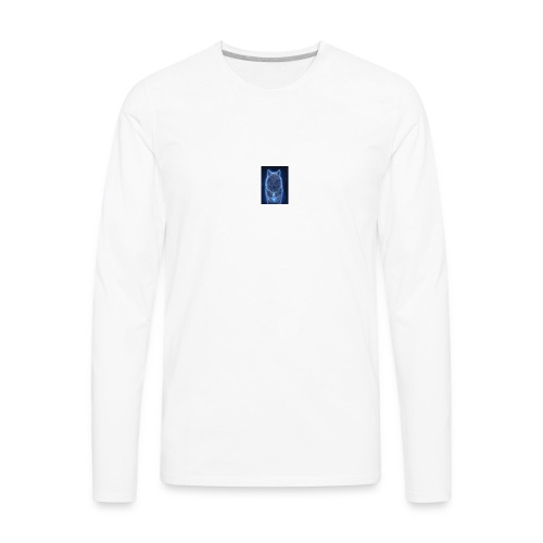 WOLFY - Men's Premium Long Sleeve T-Shirt