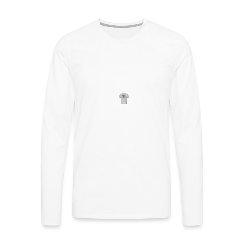 Keep Scary and BOO on! - Men's Premium Long Sleeve T-Shirt
