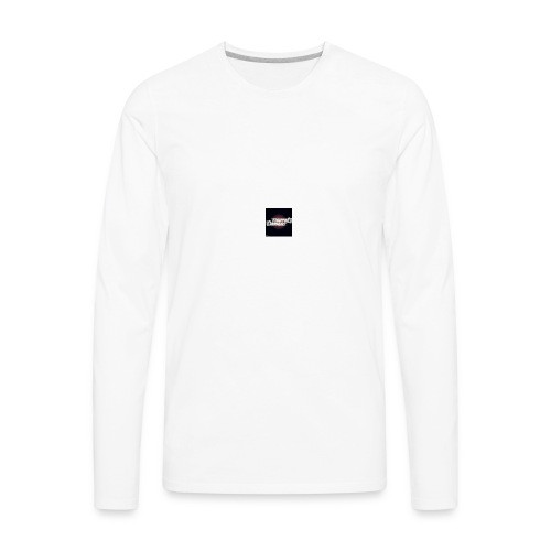 fight nightt - Men's Premium Long Sleeve T-Shirt