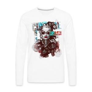 New Fashion T-shirts Women Paris - Men's Premium Long Sleeve T-Shirt