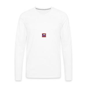 TheG0ld3nFriend Logo - Men's Premium Long Sleeve T-Shirt