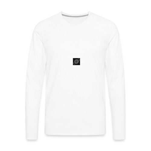 Pyzahh_Logo_copy - Men's Premium Long Sleeve T-Shirt