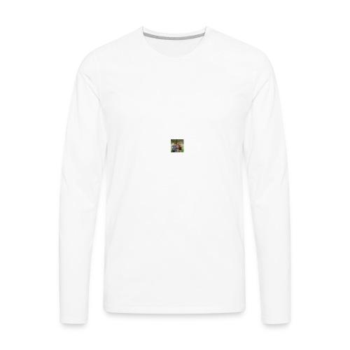 girlclub - Men's Premium Long Sleeve T-Shirt
