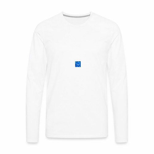 Dan merch logo - Men's Premium Long Sleeve T-Shirt
