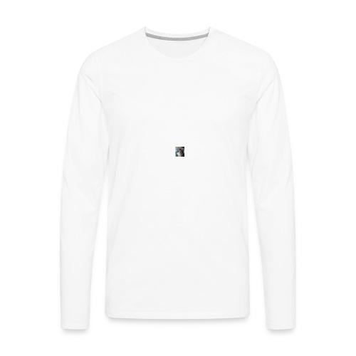 catpic - Men's Premium Long Sleeve T-Shirt