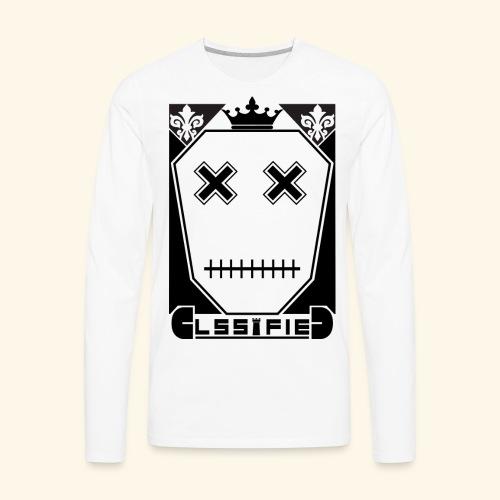 CLASSIFIED - Men's Premium Long Sleeve T-Shirt