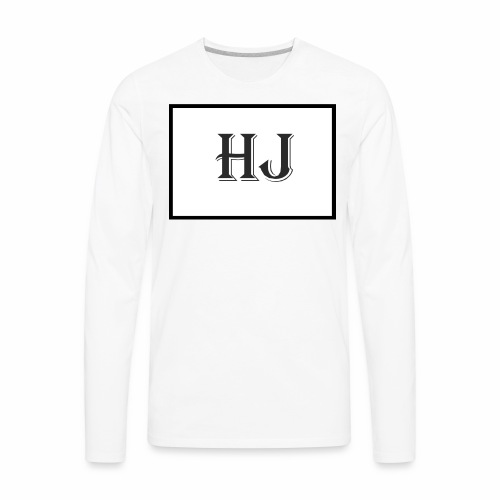 HJ - Men's Premium Long Sleeve T-Shirt