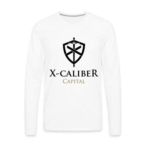 X-Caliber Capital - Men's Premium Long Sleeve T-Shirt