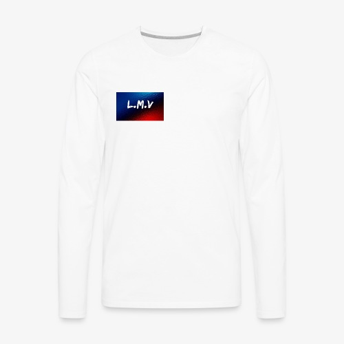 1logo - Men's Premium Long Sleeve T-Shirt