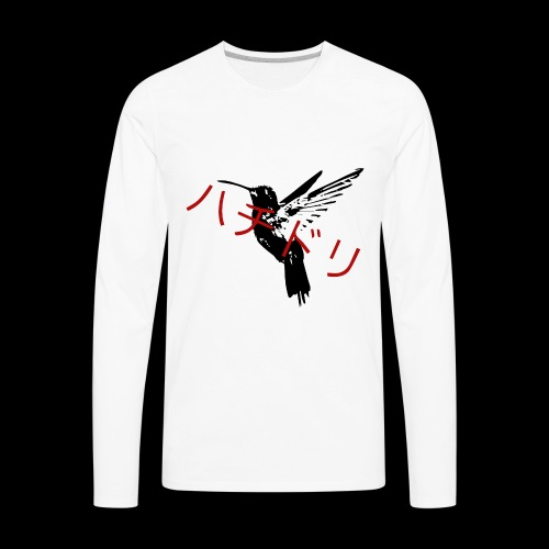 Hummingbird - Men's Premium Long Sleeve T-Shirt