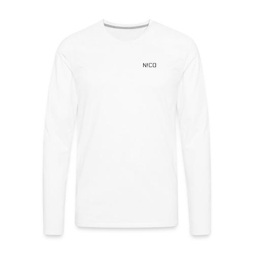 N!CO - Men's Premium Long Sleeve T-Shirt