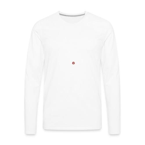 logo iq - Men's Premium Long Sleeve T-Shirt