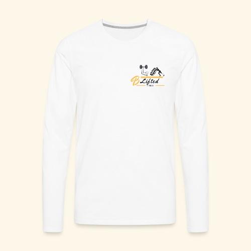 BLIftedFitness - Men's Premium Long Sleeve T-Shirt