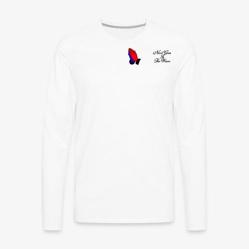 Next Gen The Culture - Men's Premium Long Sleeve T-Shirt