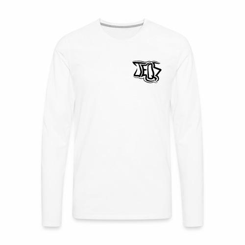 Jeqs Signature - Men's Premium Long Sleeve T-Shirt