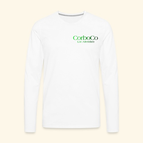 CorboCo Staff - Men's Premium Long Sleeve T-Shirt