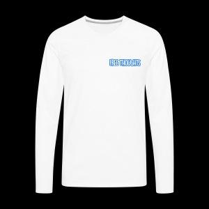 Free Thoughts - Men's Premium Long Sleeve T-Shirt