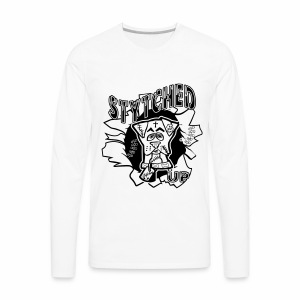 STYTCHED UP - Men's Premium Long Sleeve T-Shirt